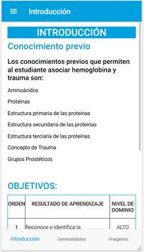 OA Trauma y Hemoglobina screenshot 3