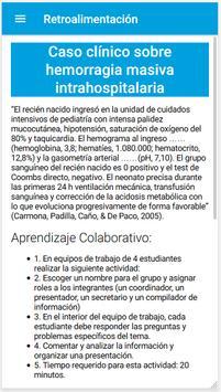 OA Trauma y Hemoglobina screenshot 6