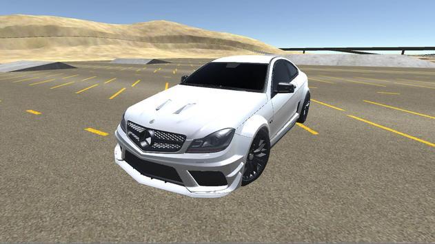 Real Drift Racing AMG C63 screenshot 12