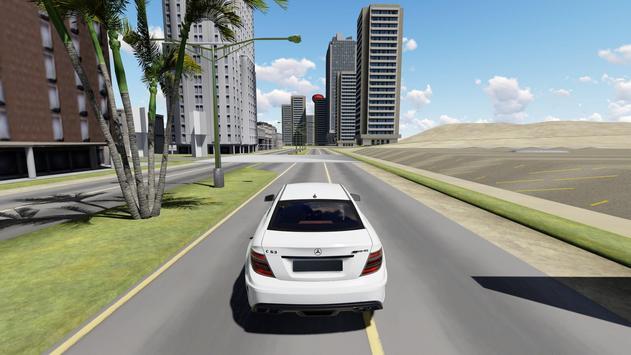 Real Drift Racing AMG C63 screenshot 3