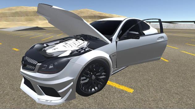 Real Drift Racing AMG C63 screenshot 6