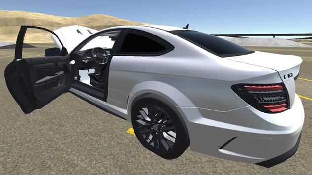 Real Drift Racing AMG C63 screenshot 7