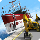 Cruise Ship Driving Simulator: Transport Ship Game icon