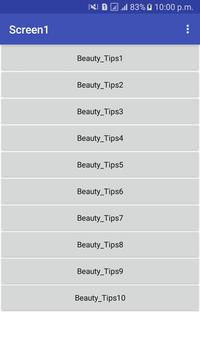 Beauty_Tips poster