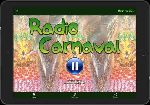 Rádio Carnaval screenshot 4
