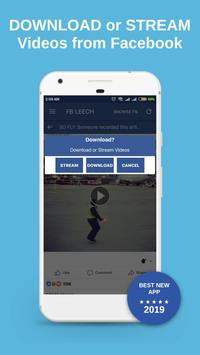 FB Leech - Free Video Downloader for FB for Android - APK Download