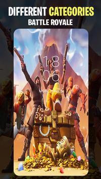 Battle Royale Wallpapers screenshot 1