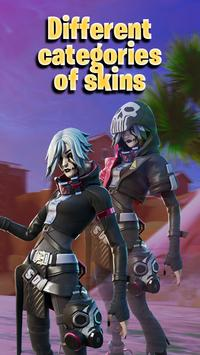 FBR Battle Royale Skins screenshot 1
