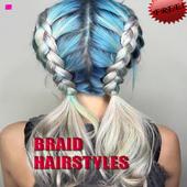 Braided Hair Models icon