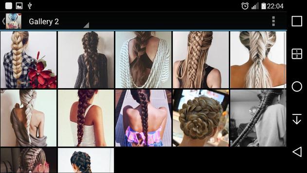 Braided Hair Models screenshot 10
