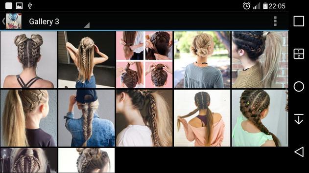 Braided Hair Models screenshot 7
