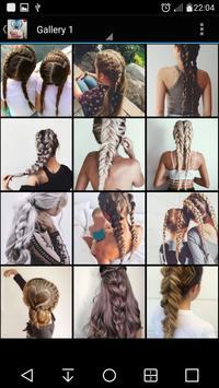Braided Hair Models screenshot 4
