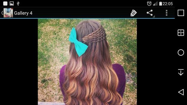 Braided Hair Models screenshot 5