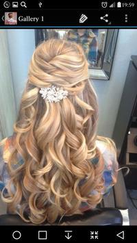 Prom Hairstyles screenshot 6