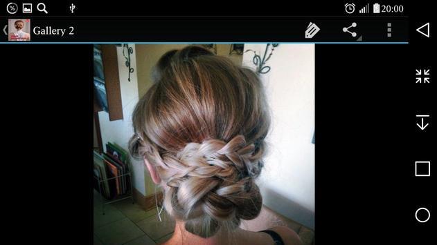Prom Hairstyles screenshot 10