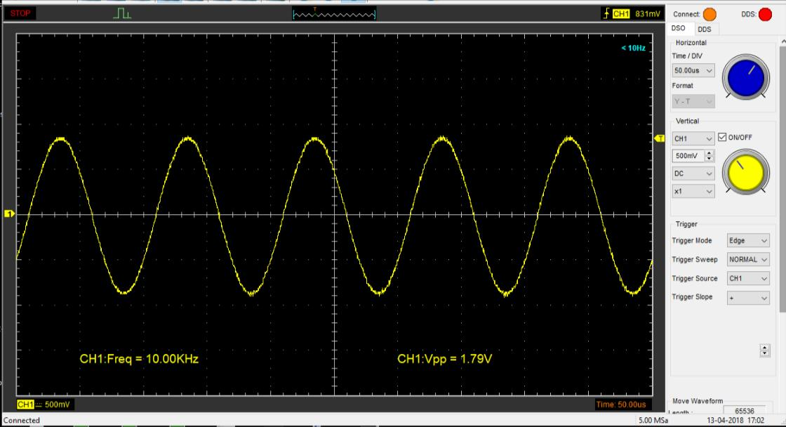 Audio Test (Tone generator and power measurement) for Android - APK