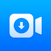 F Downloader: Video Download for Facebook 아이콘