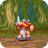Armor knight icon