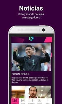 Fc League - Official App screenshot 1