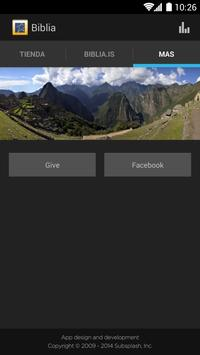Sociedad Bíblica Peruana screenshot 2