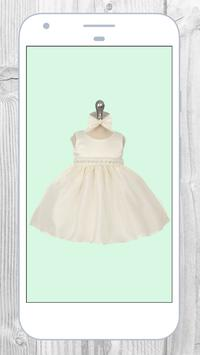 Baby girl dress screenshot 1