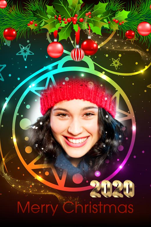 Merry Christmas Images 2020.Christmas 2020 Photo Frames For Android Apk Download