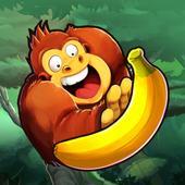 Banana Kong ikona