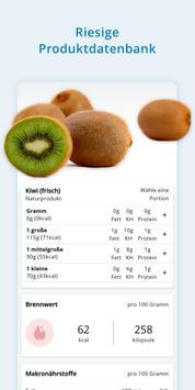 Kalorienzähler - Fddb Extender تصوير الشاشة 2
