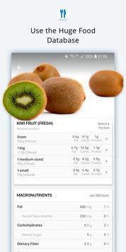 Calorie Counter - Fddb Extender screenshot 2