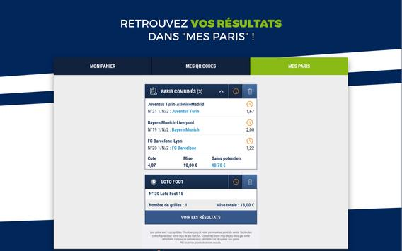 ParionsSport Point De Vente® screenshot 11