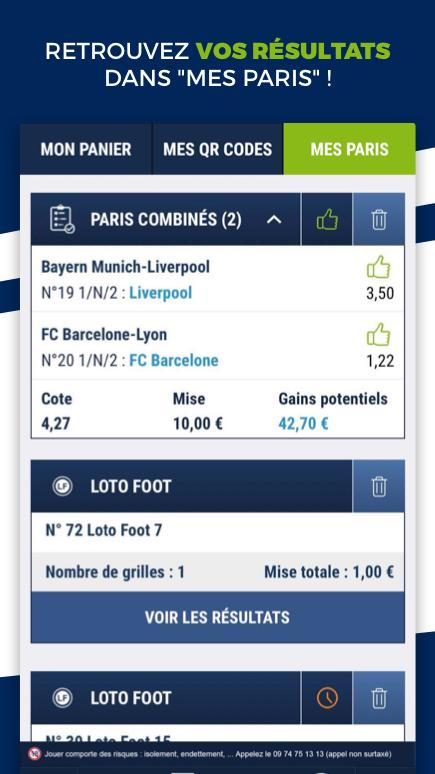Parionssport Point De Vente For Android Apk Download