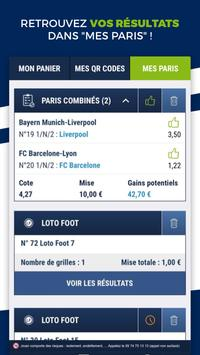 ParionsSport Point De Vente® screenshot 5