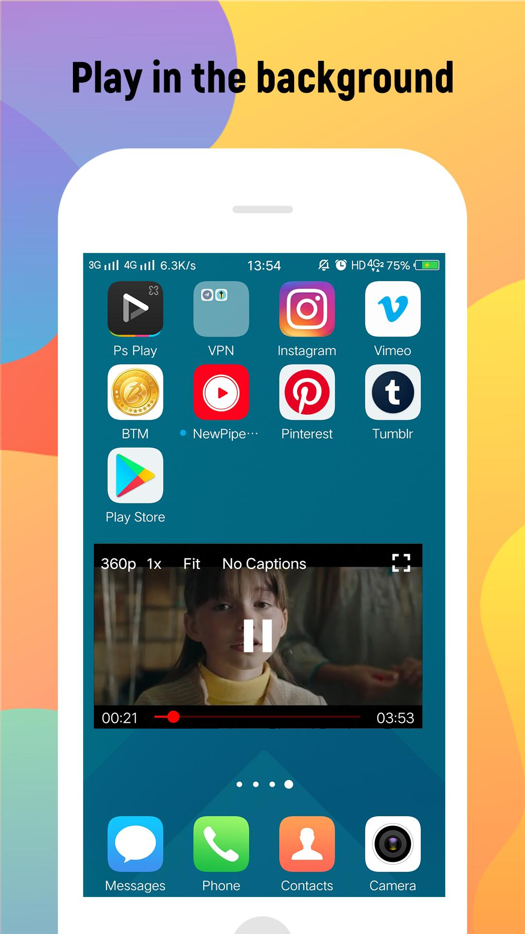 ANDROID TÉLÉCHARGER ROLLTUBE