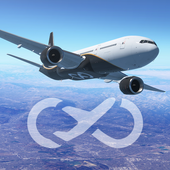 ikon Infinite Flight - Flight Simulator