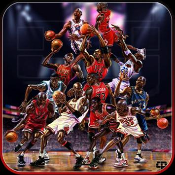 NBA Players Wallpaper Poster
