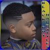 Black Boy Hairstyles simgesi