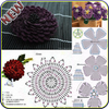 Crochet Flower Pattern Ideas icon