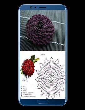 Crochet Flower Pattern Ideas screenshot 6
