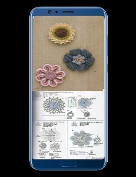 Crochet Flower Pattern Ideas screenshot 7