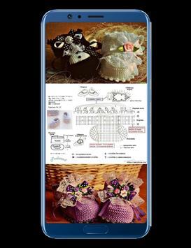 Crochet Pattern Slippers screenshot 2