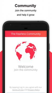 Fearless - Personal safety app screenshot 6