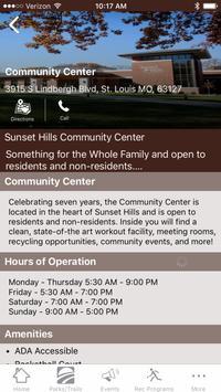 Sunset Hills Parks & Rec screenshot 10