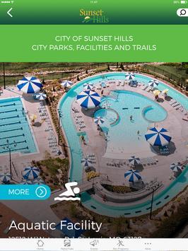 Sunset Hills Parks & Rec screenshot 5
