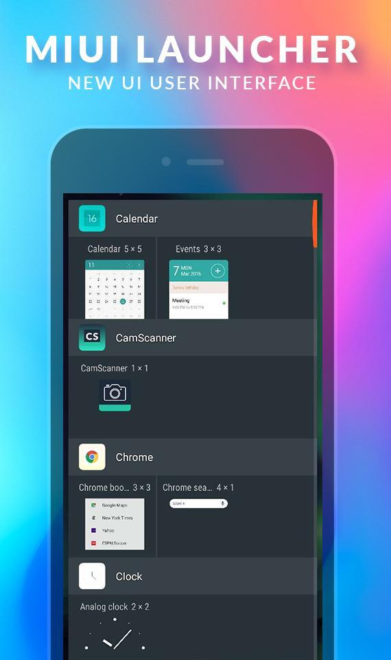 Mi 10 Launcher for Android - APK Download
