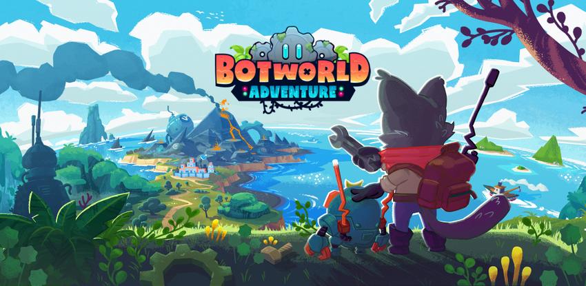Botworld Adventure APK