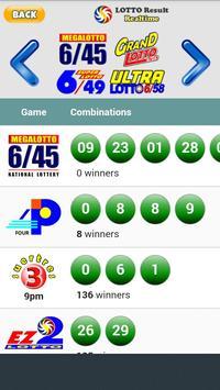 PCSO Lotto Results screenshot 2