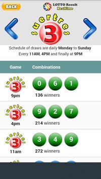 PCSO Lotto Results screenshot 3