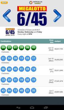 PCSO Lotto Results screenshot 6