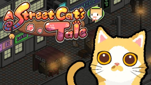 A Street Cat's Tale : support edition poster