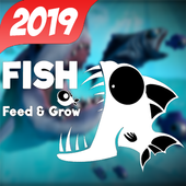 Feed fish and grow Tips icon